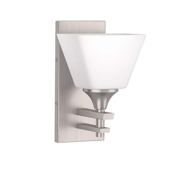 Shop Miseno Mlvl2231 Woodland 7in Wide Single Light Bathroom