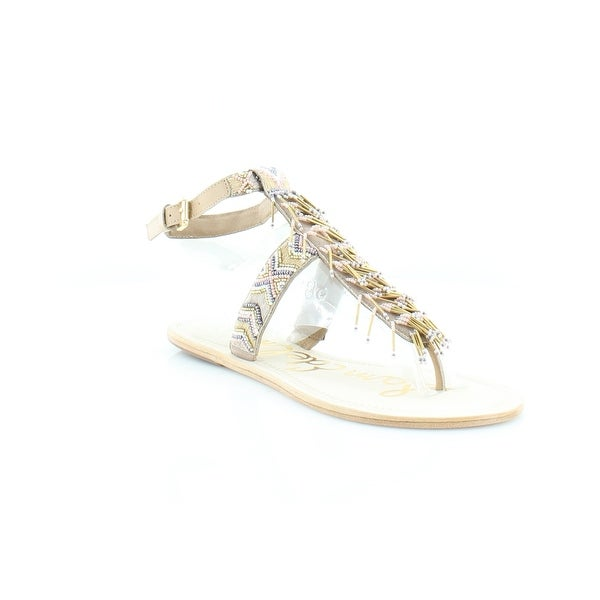 Sam Edelman Alara Women's Sandals & Flip Flops NTRL Bead - 7