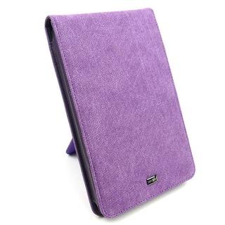 """JAVOedge Austin Flip Case for Amazon Kindle Fire 7"""" (Purple)"""