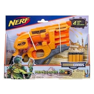 NERF Doomlands Persuader Toy