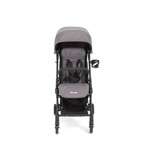 Juda Lightweight Aluminum Baby Stroller - 480 x 700 x 1100 mm