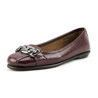 A2 By Aerosoles In Between   Round Toe Synthetic  Loafer
