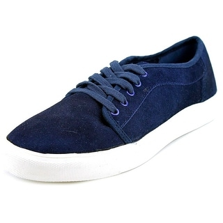 Steve Madden Esential Round Toe Suede Sneakers