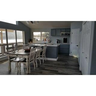 Jillian Farmhouse Two-tone Dining Set by Greyson Living