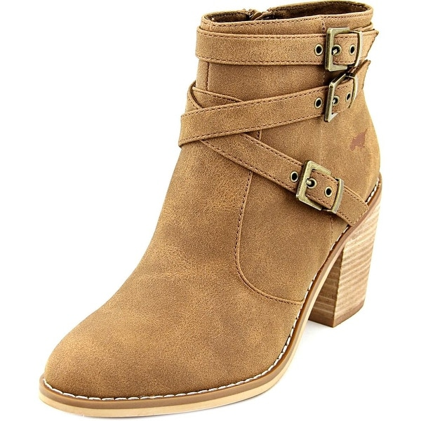 Rocket Dog Deon Women Round Toe Synthetic Ankle Boot