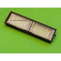 Epson Projector New Air Filter: EMP-6000, EMP-6010, EMP-6100, EMP-6110