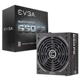eVGA Power Supply 220-P2-0650-X1 SuperNOVA 650 P2 Platinum 650W Retail