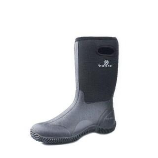 """Roper Outdoor Boots Mens 13"""" Barn Muck Black 09-020-1136-0095 BL"""