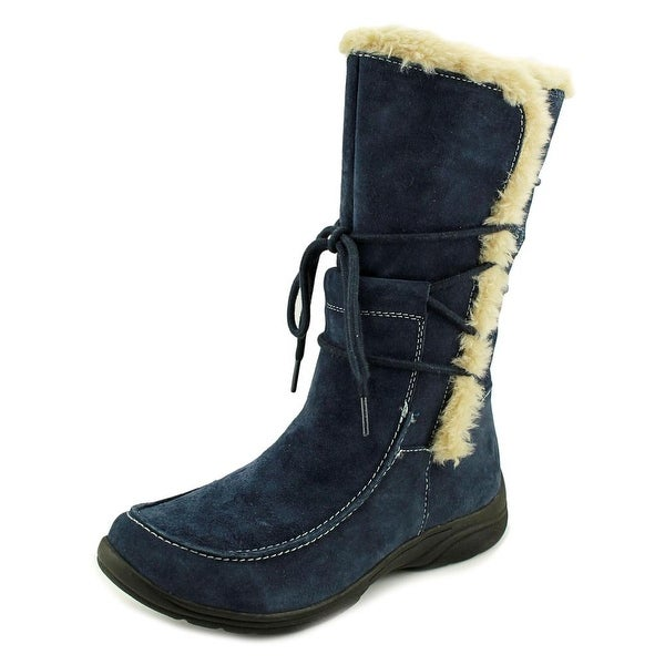 31bd08abf36 Shop Earth Origins Danielle Women Round Toe Suede Winter Boot - Free ...