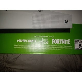 Shop Xbox One S Digital Fortnite Bundle With Accessories Kit Overstock 30024097
