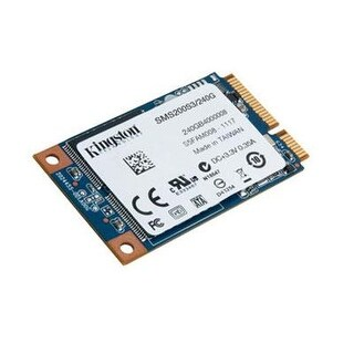 Kingston Digital 2-Inch 240Gb Ssdnow Ms200 Msata (6Gbps) Solid State Drive For Notebooks Tablets And Ultrabooks Sms200s3