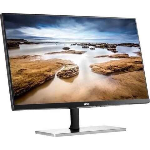 "Refurbished - AOC I2279VHWE 22"" IPS LED FHD Monitor Slim Bezel 1920x1080 5ms 60Hz 2x HDMI, VGA"