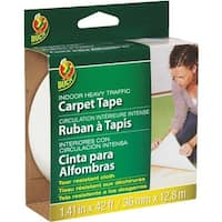 "ShurTech Brands, LLC 1.41""X42' Indr Cprt Tape 442060 Unit: EACH"