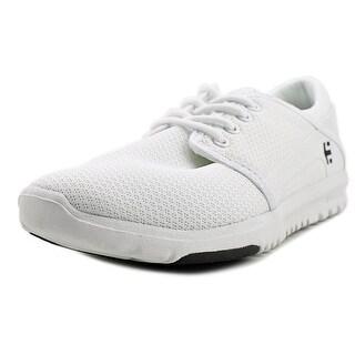 Etnies Scout  Men  Round Toe Synthetic White Skate Shoe