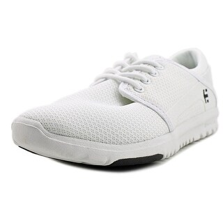 Etnies Scout Men White/Black Skateboarding Shoes