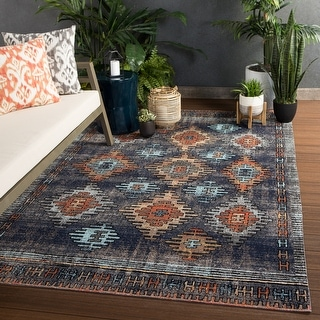 Link to The Curated Nomad Lilah Tribal Indoor/ Outdoor Area Rug Similar Items in Rugs