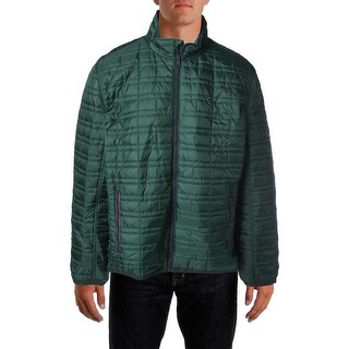 Tommy Hilfiger Mens Primaloft Insulator Quilted Jacket