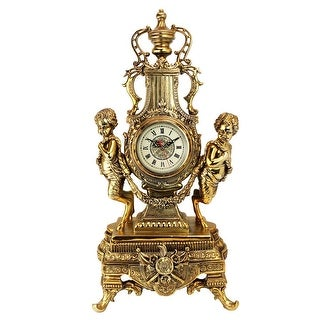 Design Toscano Grande Chateau Beaumont Clock