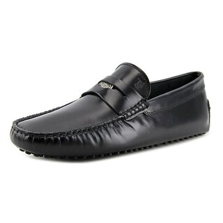 Tod's Penny Loafer New Gmmini 122 Moc Toe Leather Loafer