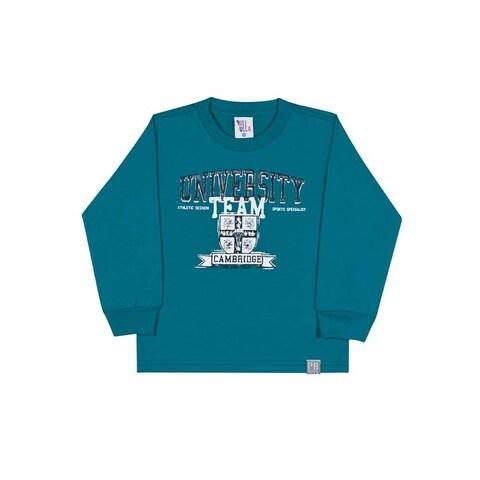 Toddler Boy Long Sleeve T-Shirt Graphic Tee Pulla Bulla Sizes 1-3 Years