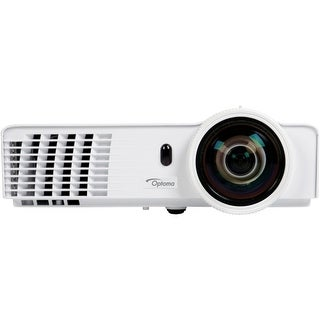 Optoma GT760A Optoma GT760A 3D DLP Projector - 720p - HDTV - 16:10 - Ceiling, Front, Rear - UHP - 190 W - 4500 Hour - 6000 Hour