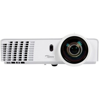 """""""Optoma GT760A Optoma GT760A 3D DLP Projector - 720p - HDTV - 16:10 - Ceiling, Front, Rear - UHP - 190 W - 4500 Hour - 6000 Hour"""