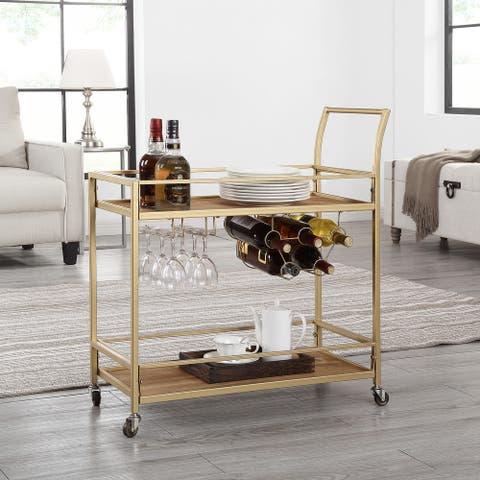 FirsTime & Co.® Francesca Bar Cart