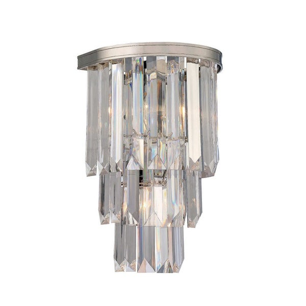 Savoy House 9-9804-2 Tierney 2 Light Wall Sconce