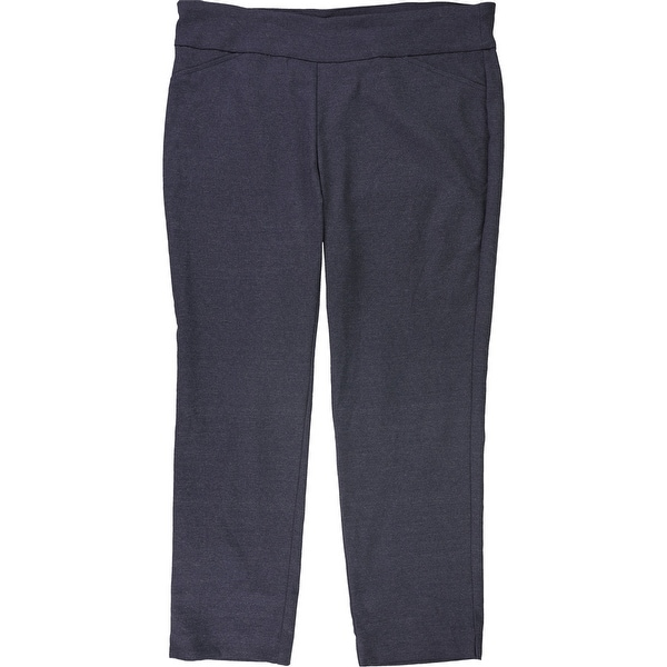 Charter Club Womens Cambridge Pull-On Dress Pants. Opens flyout.