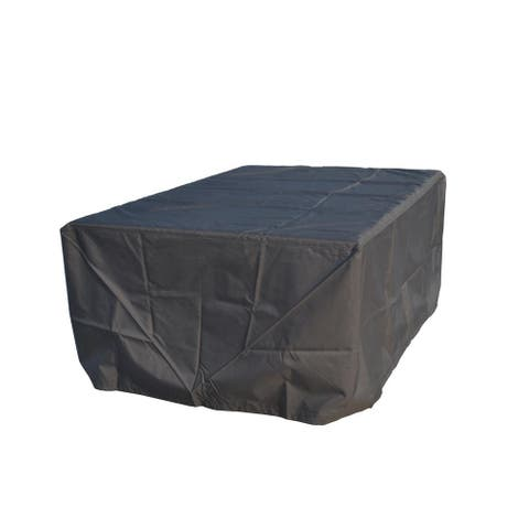Rectangular Outdoor Patio Furniture Cover Waterproof - 26 x 34 Inches