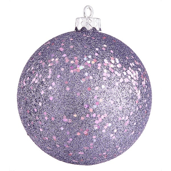 "6"" Lavender Sequin Ball"
