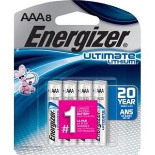 Energizer - L92sbp-8 - Energizer Ultimate Li Aaa 8 Pk