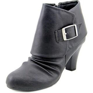 Fergalicious Mackenzie Women Round Toe Synthetic Ankle Boot