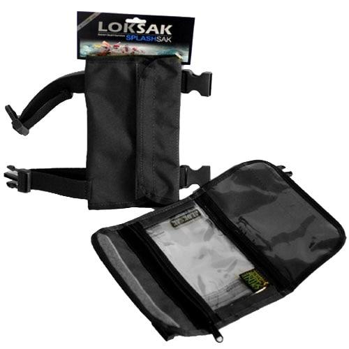 Loksak Military Black Arm Pak