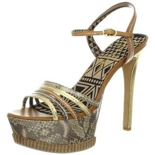 Jessica Simpson Women's Skye Platform Sandal