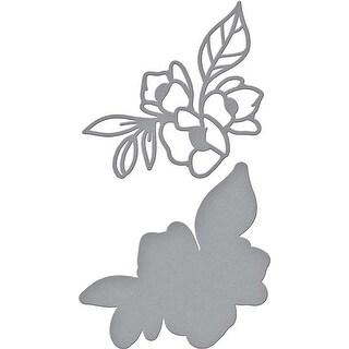 Lovely Lilac - Spellbinders Shapeabilities Dies