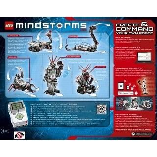 LEGO Mindstorms EV3 31313, Kids Robot BUILDING TOY