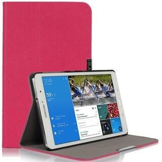 i-Blason Samsung Galaxy Tab Pro 8.4 Case - Executive Hard Shell Stand Cover - Magenta