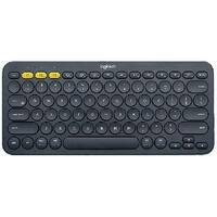 Logitech K380 Multi-Device Bluetooth Keyboard (Dark Grey) (920-007558)