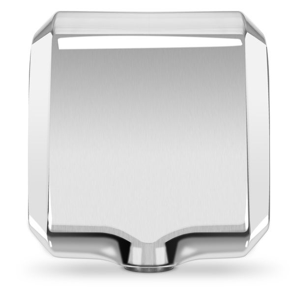 Shop Arksen Bathroom Hand Dryer Polished Stainless Steel