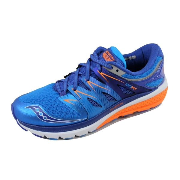 Saucony Men's Zealot Iso 2 Blue/Orange S20314-4 Size 9.5