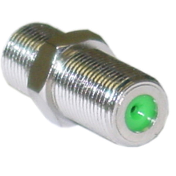 Offex F-pin Coaxial Coupler, 3 GHz, F81, F-pin Female