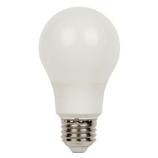 Westinghouse 5309700 Pack of (1) 9 Watt Soft White Dimmable A19 Shaped Medium (E26) Base LED Bulb