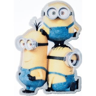 Disney Minions Iron-On Applique-Minions