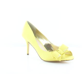 Nina Florice Women's Heels Canary Yellow (4 options available)