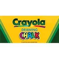 144/Pkg - Crayola Drawing Chalk