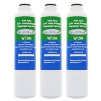 Replacement Samsung RF28HFEDTBC Refrigerator Water Filter by Aqua Fresh (3 Pack)