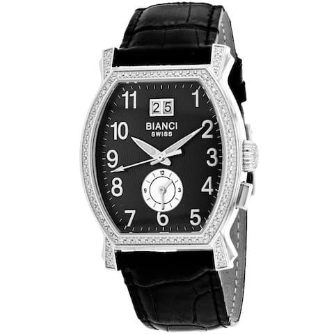 Roberto Bianci Women's Medellin Black Dial Watch - RB18601