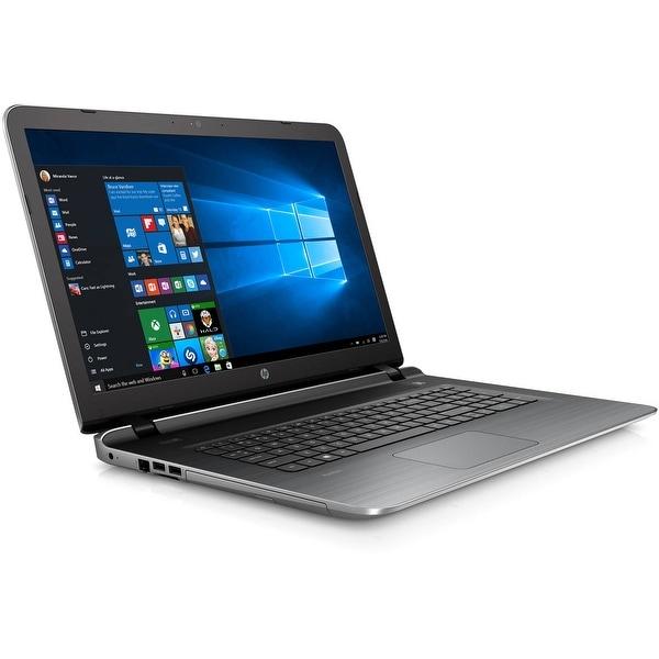 """Manufacturer Refurbished - HP Pavilion 17-g136nr 17.3"""" Laptop Pentium N3700 1.6GHz 8GB 1TB Windows 10"""