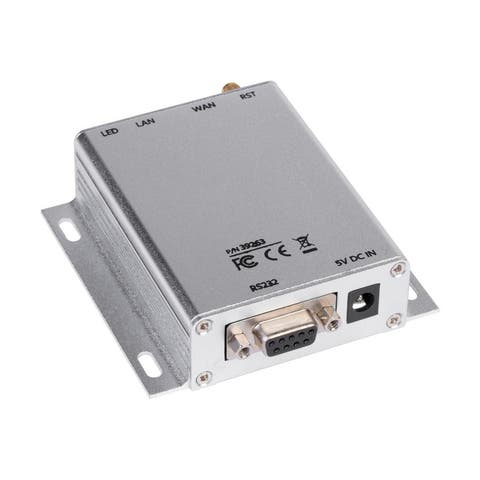 Monoprice 6-Zone Home Audio RS-232 to IP Adapter